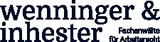 Wenninger & Inhester Lawyers Logo